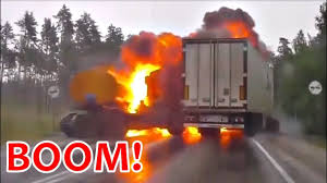100 Truck Crashes Caught On Tape The Worlds Worst Semi Fails