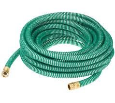 The Perfect Garden Hose Kink Free Lightweight Hose Page 1 — QVC