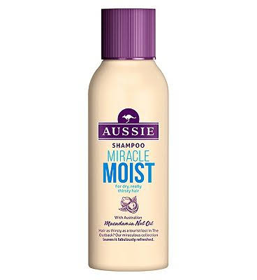 Aussie Miracle Moist Shampoo - 90ml