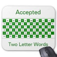 Two Letter Words With C