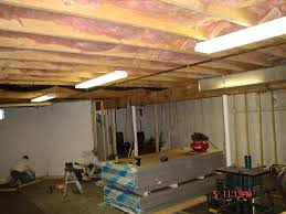 Soundproof Above Drop Ceiling by Soundproofing America Basement Soundproofing