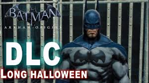 Long Halloween Batman Suit by Batman Arkham Origins Long Halloween Batman Dlc U0026 Lore Siege