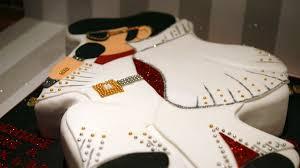 Elvis Presley 50th Birthday Cake Bakealous