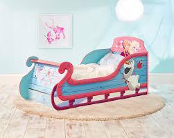 chambre la reine des neiges lit enfant traineau reine des neiges disney 90x190