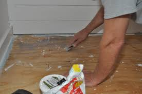 Wood Floor Patching Compound by Flooring Plywood Underlayment Basics To Get You Started Dap