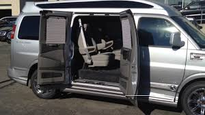 2015 GMC Custom Explorer Conversion Van For Sale In NY Near CT PA And NJ