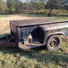 Find more Old Truck Bed Trailer for sale at up to 90% off