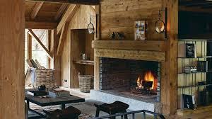 cuisine style chalet chalet les plus belles photos de chalet à la montagne côté