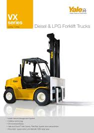 GDP/GLP60-70VX - Yale - PDF Catalogue   Technical Documentation ... Yale Reach Truck Forklift Truck Lift Linde Toyota Warehouse 4000 Lb Yale Glc040rg Quad Mast Cushion Forkliftstlouis Item L4681 Sold March 14 Jim Kidwell Cons Glp090 Diesel Pneumatic Magnum Lift Trucks Forklift For Sale Model 11fd25pviixa Engine Type Truck 125 Contemporary Manufacture 152934 Expands Driven By Balyo Robotic Lineup Greenville Eltromech Cranes On Twitter The One Stop Shop For Lift Mod Glc050vxnvsq084 3 Stage 4400lb Capacity Erp16atf Electric Trucks Price 4045 Year Of New Thrwheel Wines Vines Used Order Picker 3000lb Capacity