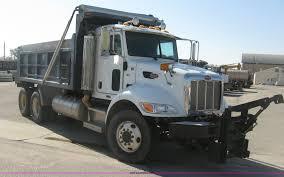 2008 Peterbilt 340 Dump Truck   Item J2909   SOLD! March 31 ...