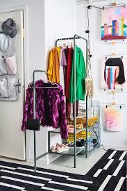nikkeby garderobenständer graugrün 80x170 cm garderobe
