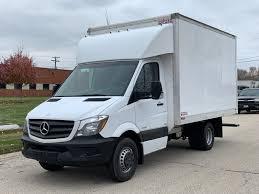 2014 Mercedes Sprinter 3500 Box Truck 13' 46k Miles - Used Mercedes ...