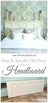 Door Headboard For Sale Ideas Images - Coccinelleshow.com Bedroom Good Looking Diy Barn Door Headboard Image Of At Plans Headboards 40 Cheap And Easy Ideas I Heart Make My Refurbished Barn Door Headboard Interior Doors Fabulous Zoom As Wells Full Rustic Diy Best On Board Pallet And Amazing Cottage With Cre8tive Designs Inc Fniture All Modern House Design Boy Cheaper Better Faux Window Covers Youtube For Windows