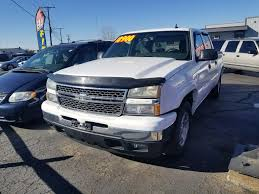 2007 CHEVROLET SILVERADO 1500 CLASSIC CREW CAB For Sale At Elite ...