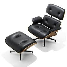 Herman Miller Eames Lounge Chair And Ottoman   Office ... Eames Lounge Chair And Ottoman For Herman Miller For Sale At Yadea Pv0211d Reproduction Album On Imgur Chair Ottoman Replica Review Mhattan Home Design Version Black Leather Details About Holy Grail 1956 W Swivel Boots 670 671 12 Things We Love About The White Vitra American Cherry Black Leather And Cushions Bedroom