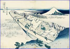 hokusai katsushika les trente six vues du mont fuji thirty six