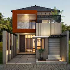 Second Floor House Design by Home Design Minimalist Home Design