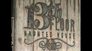 13th Floor Blackout Promo Code by Denver Haunted House The 13th Floor Ranked 2nd Scariest In The