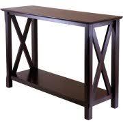 ameriwood home larkin console table espresso walmart com