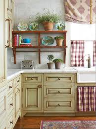 Pistachio Wine Red Custom Painted Cabinetry Gives This Kitchen A Stamp Of