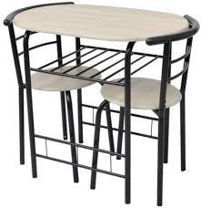 küchentisch mit 2 stühlen für kleine räume
