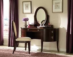 6 Drawer Dresser With Mirror by Old And Vintage Oak Wood Makeup Vanity Dresser With 6 Drawer And