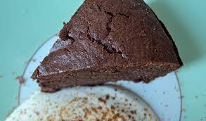 buchweizen schokoladenkuchen