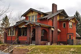 Brick House Styles Pictures by Denver S Single Family Homes By Decade 1920s Denverurbanism