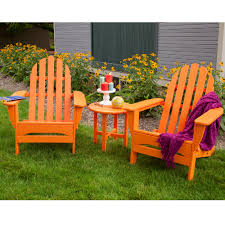 POLYWOOD® Vineyard 3 Piece Garden Chair Set Cheap Poly Wood Adirondack Find Deals Cool White Polywood Bar Height Chair Adirondack Outdoor Plastic Chairs Classic Folding Fniture Stunning Polywood For Polywood Slate Grey Patio Palm Coast Traditional Colors Emerson All Weather Ashley South Beach Recycled By Premium Patios By Long Island Duraweather