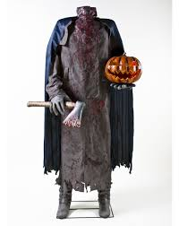 Scary Halloween Props Ideas by Headless Horseman Illuminated Prop Spirit Exclusive 149 99