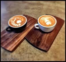 Tamp Coffee Latte Art