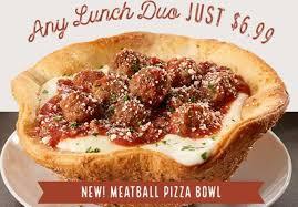 Olive Garden Is Now Serving Pizza Bowls Alex