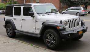 100 4 Door Jeep Truck Wrangler JL Wikipedia