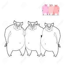Le Petit Cochon Dans Le Film Vaiana À Colorier Disney Pinterest