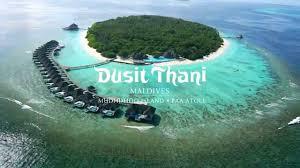100 Dusit Thani Maldives Teaser YouTube