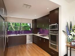 Country U Shaped Kitchen Designs