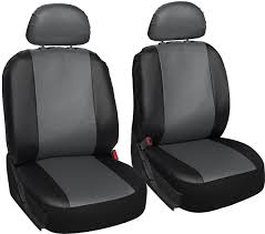 Amazon.com: OxGord Leatherette Bucket Seat Cover Set For Car, Truck ... Katzkin Leather Seat Covers And Heaters Photo Image Gallery Unique Silverado 1500 Camo Green Cover Big Truck 2 Amazoncom Oxgord 17pc Faux Gray Black Car Set Waterproof For Your Four Best Materials Microsuede By Saddleman Luxury Innx Op902001 Quilted Dog With Non Slip Geometric Patternplumcar Coversauto Coverssuv Clemson Tigersclemson Footballauto Mesh Full Auto Masque Prym1 Custom For Trucks Suvs Covercraft Bestfh 4 Headrests Sedan Suv