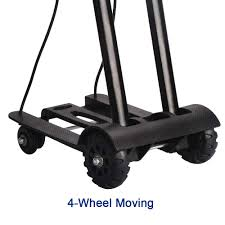 WOHOME Portable Folding Hand Truck, Hand Cart 150 Lb Capacity With 4 ... Landscape Hand Truck 1200lb Capacity Gemplers Cosco 3in1 Alinum Truckassisted Truckcart 11street 51 X 24 30 Heavy Duty Cart With 4 Allterrrain Airless Magna Flatform 300 Lb Four Wheel Folding Wesco 4wheel Ergonomic Dual 800 9jy76210125 Fourwheel Deep Frame Bag Box Convertible Hand Truck Relocating Objects 600 Lbs White Goods Stabilising Wheels Lift Rite Harper Trucks 700 Supersteel Convertible Dayton Truckh 6134 In Usa21 Foldable 55770lb Manufacturer Mighty