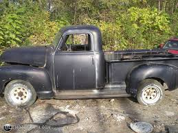 1949 49 50 51 ? Chevy Truck Id 4152 For Sale Project 1950 Chevy 34t 4x4 New Member Page 9 The 1947 7 Best Cars And Trucks To Restore Bangshiftcom Goliaths Younger Brother A 1972 C50 Pickup Truck 50 Old Photos Collection All Makes Completed Resraton Blue With Belting Painted Chevrolet Pick Upwhitewallspinarat Rod49121953 For Sale For Sale Save Our Oceans Check Out This 1954 3100 With A Quadturbocharged Near Newark Ohio 43055 Classics On