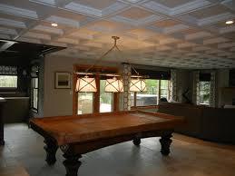basement drop ceiling houzz