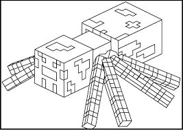 Best Of Coloring Pages Minecraft Pictures Kids Mutant Creeper