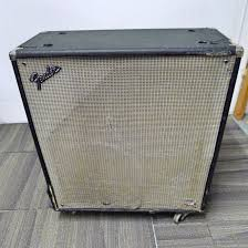 Fender Bassman Cabinet 1x15 by Used Guitar Speaker Cabinets Page 1 Music Go Round Natick