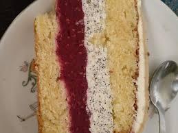 mohn marzipan torte