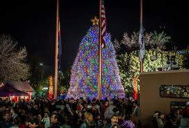 Tumbleweed Christmas Tree Pictures by Phoenix Christmas Events 2017 Things To Do For The Holiday