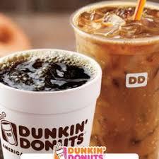 Pumpkin Iced Coffee Dunkin Donuts by Dunkin U0027 Donuts 177 Photos U0026 111 Reviews Donuts 5255 Mowry
