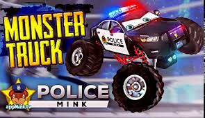 100 Monster Truck App AppMink Police Car Make Over How To Create A Big Foot