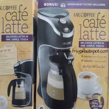 Costco Has The Mr Coffee Cafe Latte Maker