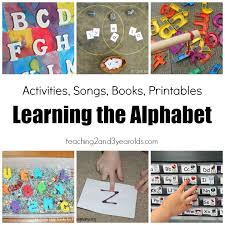 23 Alphabet Activities For Kids