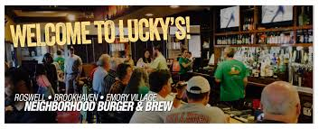 Lucky's | Burger And Brew | Roswell, Georgia - Lucky's Burger And ... Eat Your Way Through All 20 Toledo Lucas County Public Library Black Forest Cafe Oregon Restaurant Reviews Phone Number Lucky 13 Bar Grill Home Phuket City Menu Prices Recently Reviewed Bill Of Fare Restaurants 84 The Blade Good Luck St Louis Luckys Burger And Brew Roswell Georgia Dine Out For Cure 2015 Susan G Komen Northwest Ohio Luckies Lounge Delivery With Lincoln Ne Tommys Detroit Dtown Metro Sports