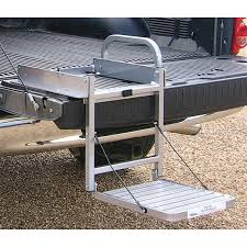 Truck - N - Buddy™ Tailgate Step, Chrome - 162801, Accessories At ... Truck Steps Pickup Livingstep Tailgate Step Youtube 2019 Gmc Sierra 1500 Of The Future 2014 Ford F150 Xlt Review Motor 2015 Demstration Amazoncom Traxion 5100 Ladder Automotive 2018 Limited Tailgate Step Side View At 2017 Dubai Show Westin 103000 Truckpal Gator Innovative Access Solutions Portable Heavy Duty Climb Stair Safety Capsule Supercrew The Truth About Cars